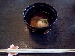Photo: 東京。雅なランチをごちそうになる、の巻。
