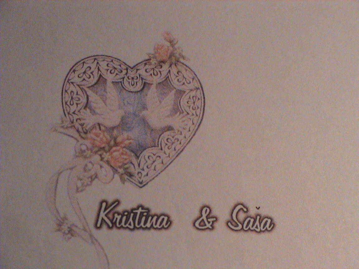 Photo: kuverta-golubovi u srcu