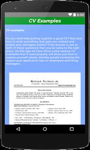 Job CV Maker &Portfolio Maker - náhled