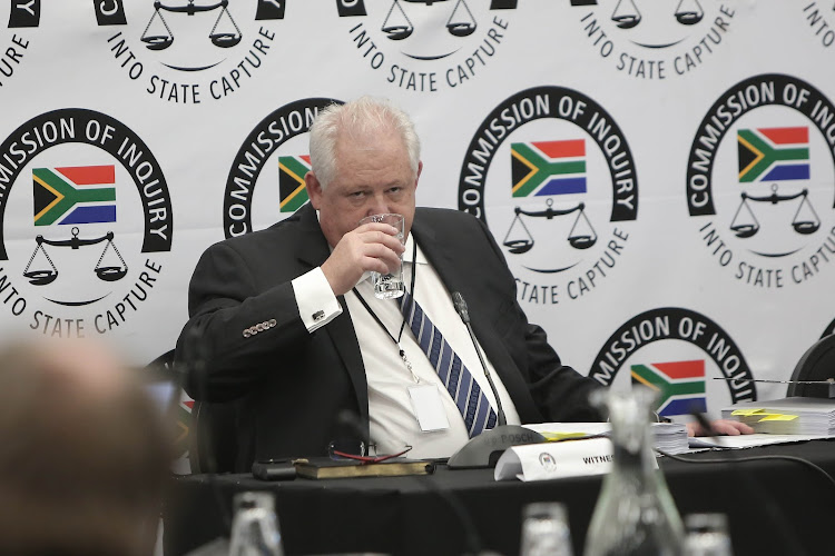 Angelo Agrizzi told the inquiry into state capture how ANC MPs Vince Smith, Vuselelo Magagula and Winnie Ngwenya were paid R45,000, R30,000 and R20,000 a month respectively by Bosasa. Smith asked for his 'fee' to be upped to R100,000 a month and for his daughter's university fees to be paid.