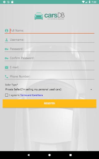CarsDB - Buy/Sell Cars Myanmar 7.0.6 screenshots 11