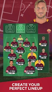 AS Roma Fantasy Manager 2017: miniatura de captura de pantalla