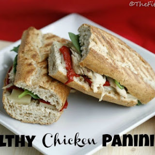 Healthy Chicken Panini