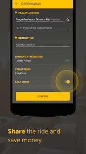 Easy - taxi, car, ridesharing- screenshot thumbnail