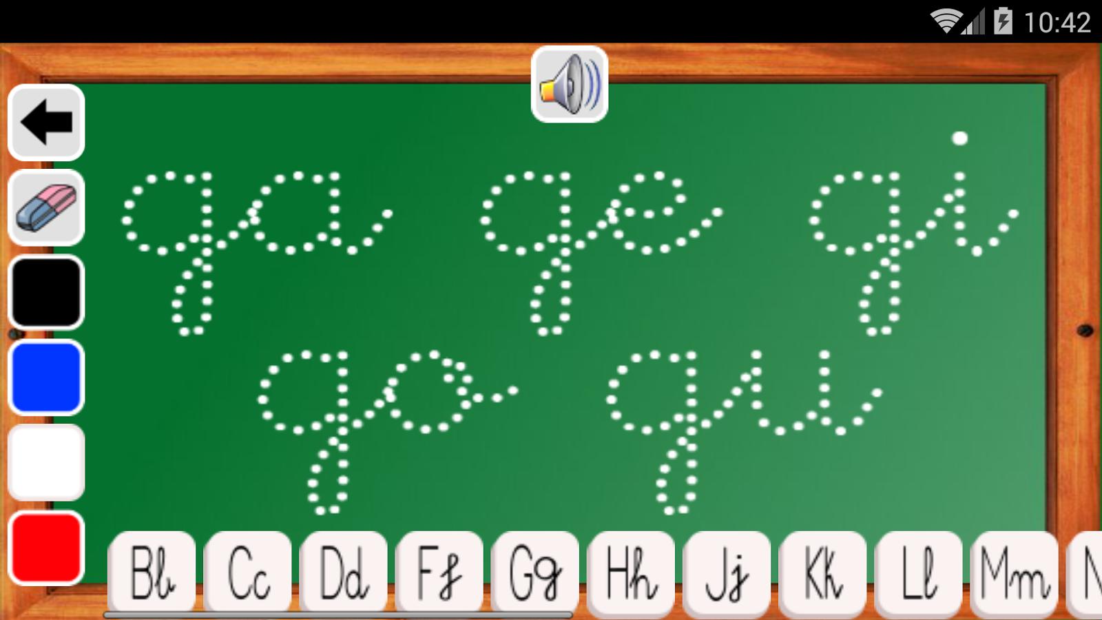 Aprender a leer y escribir  Aplicaciones de Android en Google Play