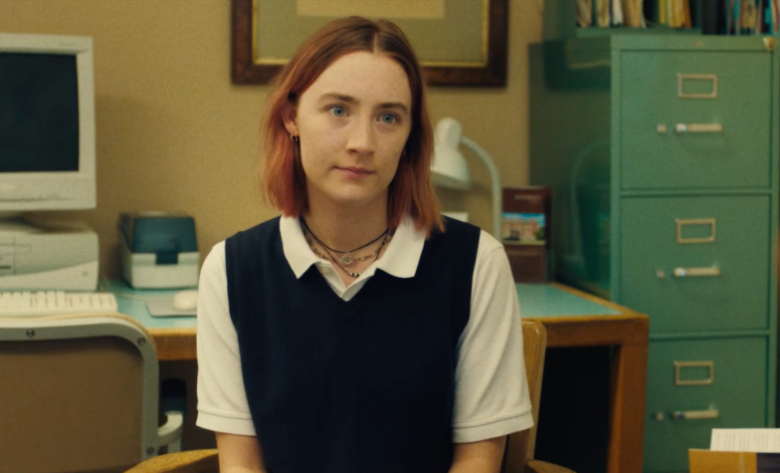 'Lady Bird' amusingly mixes politics, family life and teen angst