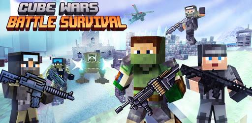 Cube Wars Battle Survival ss1
