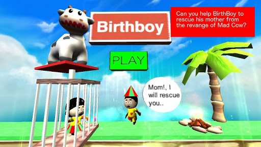 Birthboy Saga : Rescue Mom 1.2 screenshots 1