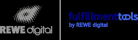fulfillmenttools by REWE digital logo