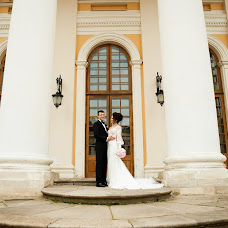 Wedding photographer Aleksandra Kharlamova (akharlamova). Photo of 17.10.2017