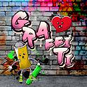 Graffiti Name Logo Maker icon