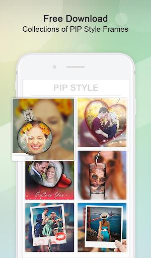 PIP Collage Maker, Photo Editor & Grid Photo 1.2 screenshots 8