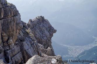 Photo: Vigo di Fassa in fondo alla valle