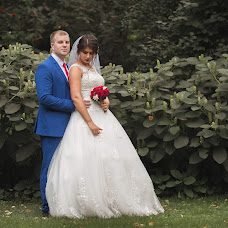Wedding photographer Aleksey Leontev (rodsol84). Photo of 10.09.2017