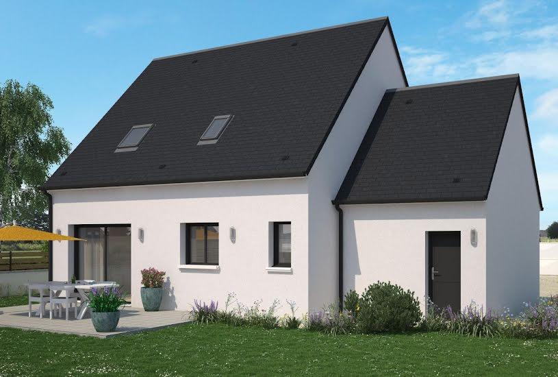 Vente Terrain + Maison - Terrain : 1177m² - Maison : 101m² à Chevannes (45210)