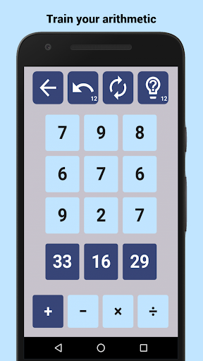 Number Drop: Math Puzzle Game for Adults & Teens 2.0.5 de.gamequotes.net 2