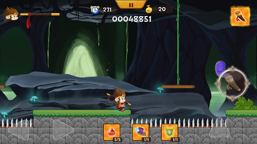 Angry Monk The Real Fighter 3.4 screenshots 2