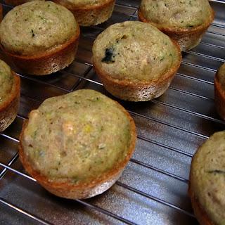 Zucchini Muffins.