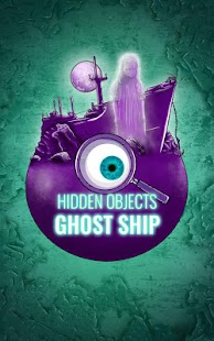Ghost Ship: Hidden Object Adventure Games Screenshot