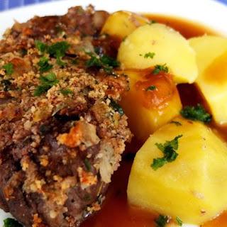 Lamb Loin Breadcrumbs Recipes
