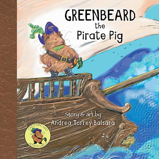 Greenbeard the Pirate Pig cover