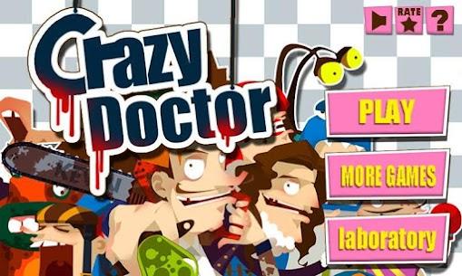 Crazy Doctor MOD Apk 1.8 (Unlimited Lives) 1