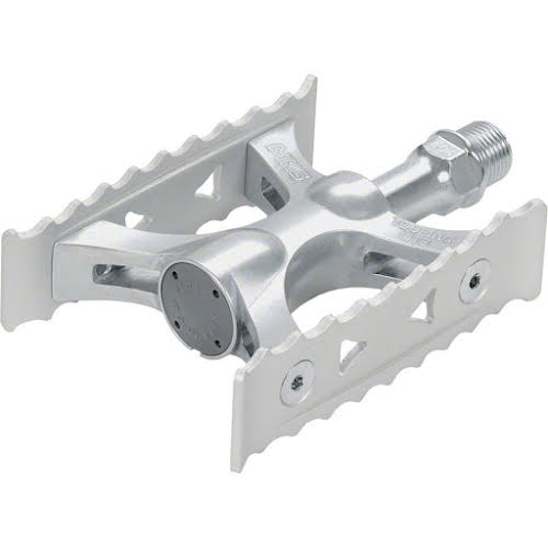 MKS Touring Lite Pedals, Silver