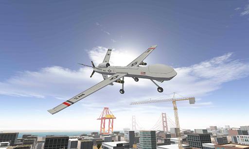 Drone Flight Simulator 2016