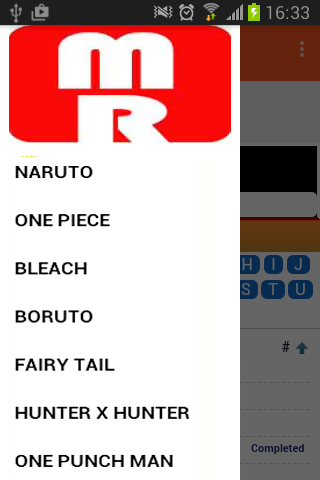 Manga Reader Online 1.3 screenshots 2