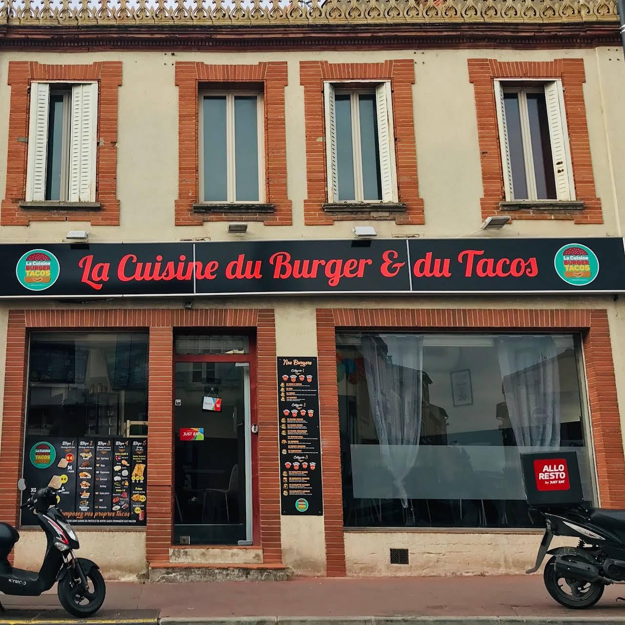 La Cuisine Du Burger Et Du Tacos Restauration Rapide A Toulouse