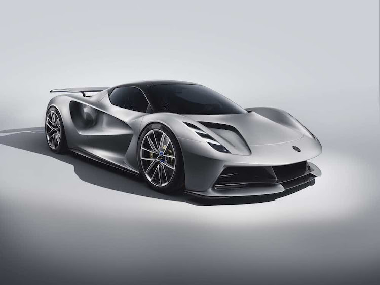 The electric Lotus Evija hypercar could provide design clues to future models.