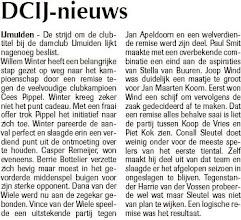 Photo: DCIJ-nieuws. 12 mei 2011