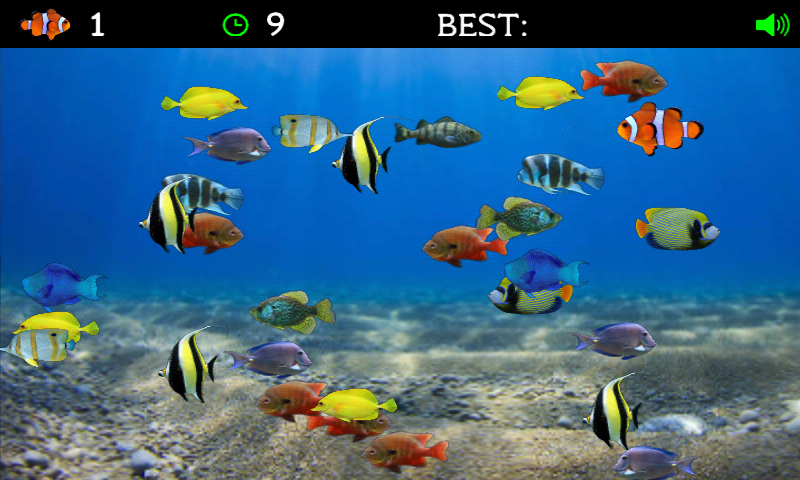 Point the fish aquarium games android apps on google play for Pet fish games
