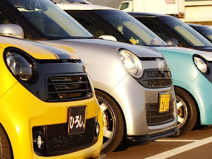N-ONE  powered by HIROSHI 黄色のカスタム事例画像 ひろし。さんの2020年11月14日21:18の投稿