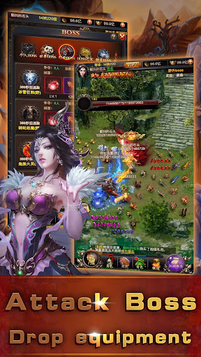 Idle Legend War-fierce fight hegemony online game 1.4.1 screenshots 2