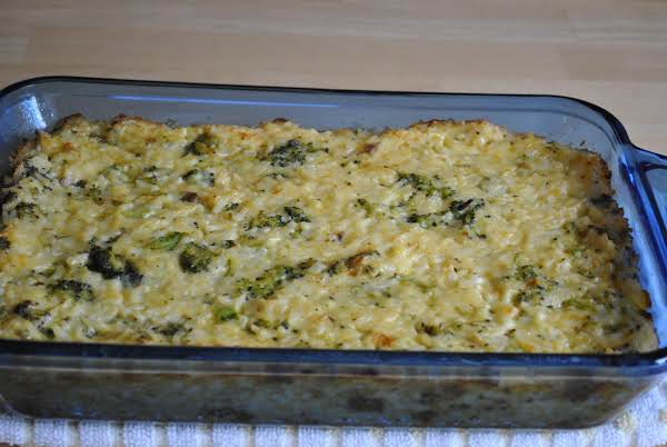 Will You Make The Broccoli Casserole? Recipe
