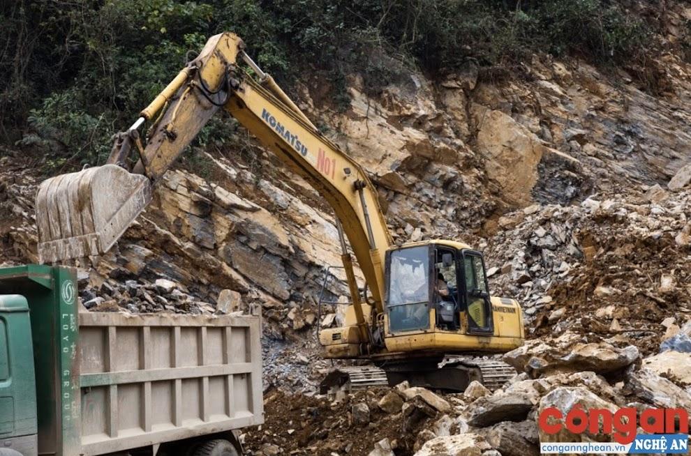 Cần đẩy mạnh chống thất thu thuế, phí và tiền cấp quyền khai thác khoáng sản từ hoạt động thăm dò, khai thác, kinh doanh khoáng sản trên địa bàn