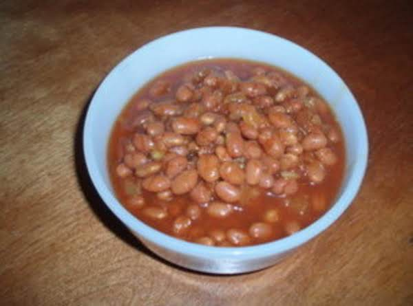 Bourbon Baked Beans Recipe