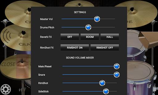 Simple Drums Rock - Realistic Drum Simulator 1.6.3 4