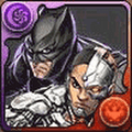 バットマン&サイボーグ