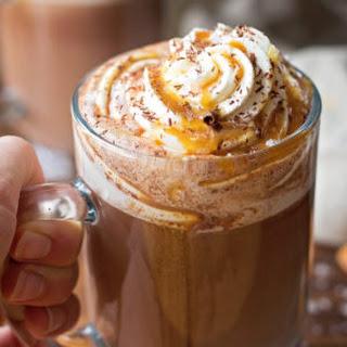 Hot Milk Drinks Recipes