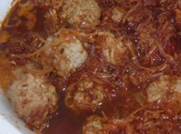 Pot Luck Meatballs Recipe