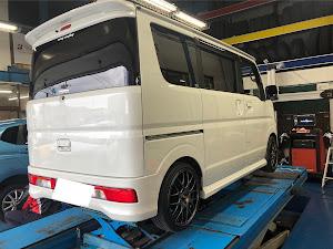 エブリイワゴン DA17W PZターボスペシャル 4WDのカスタム事例画像 845さんの2018年12月16日11:11の投稿