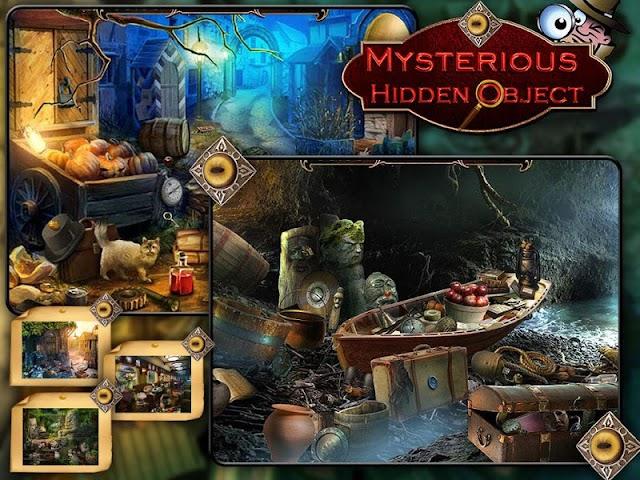 android Mysterious Hidden Object Screenshot 2