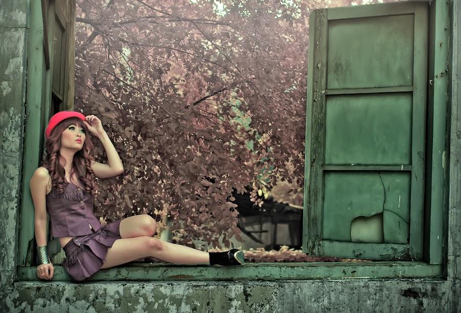 by Edward Setiadi - People Portraits of Women