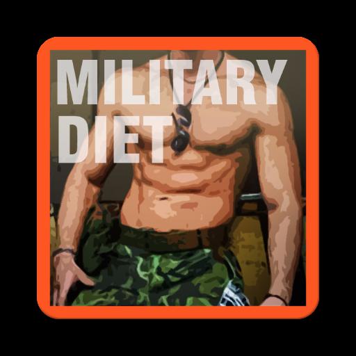 Schritt für Schritt Militärdiät