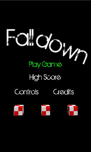Falldown Start