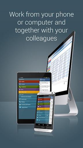 Invoice Maker u2013 estimate, invoices and receipt app 4.3.11 Screenshots 2