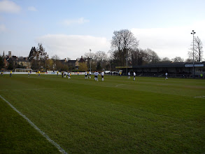 Photo: 02/03/11 v Sheff Wed Res (Totesport.com League Central Div) 2-0 at Belpers Christchurch Meadow - contributed by Mark Bembridge