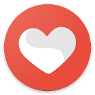健康,饮食与健身追踪器 - 减肥,体重指数,热量计数器,睡眠跟踪器 icon
